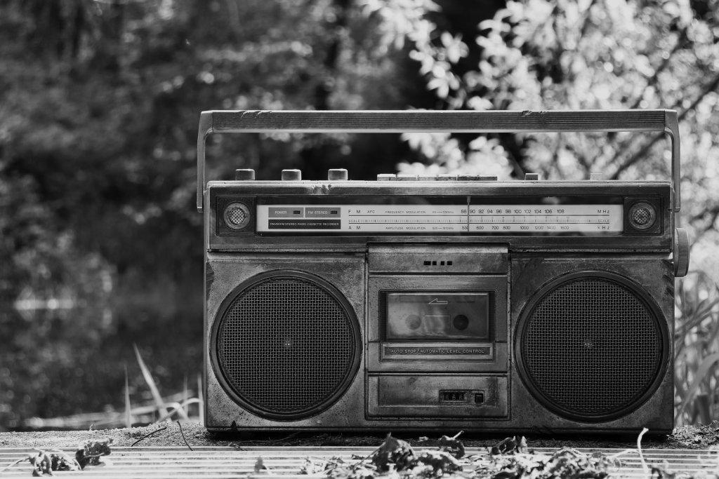Rádio na zahradu