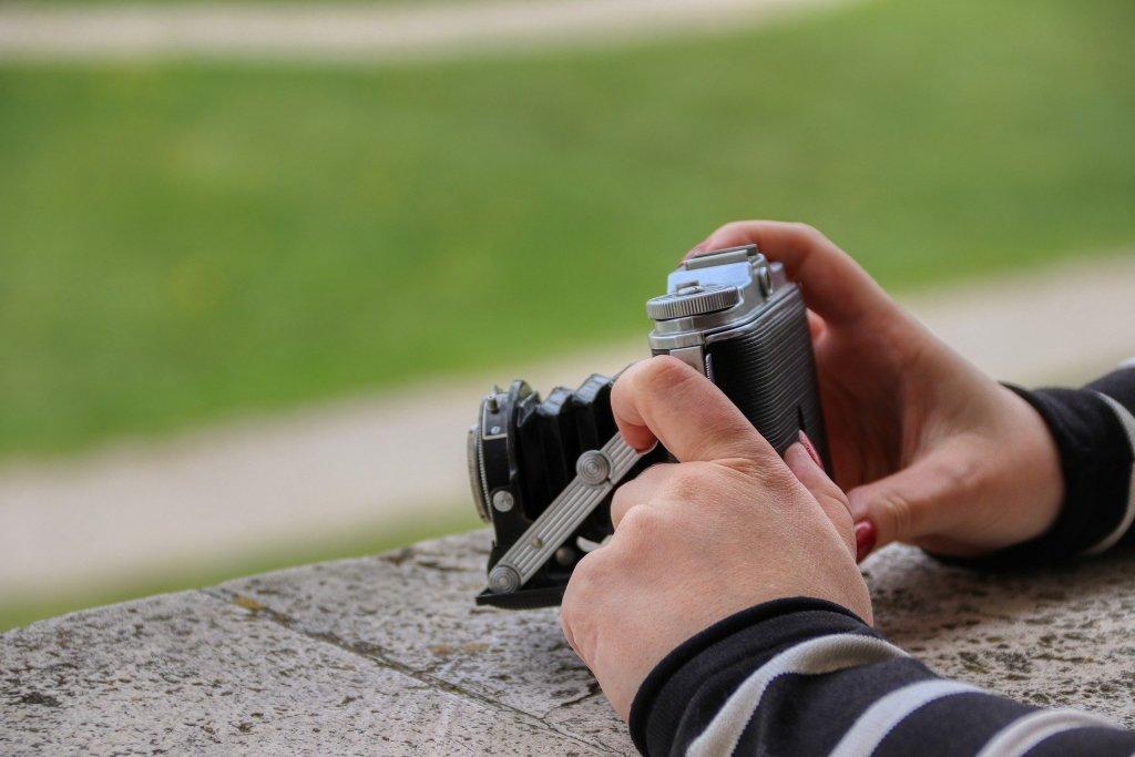 Foťák, který tiskne fotky