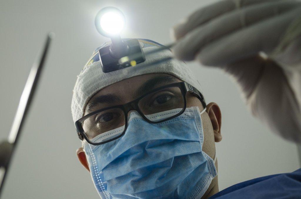 Trhání zubu